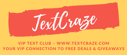 TextCraze.com VIP Text Club